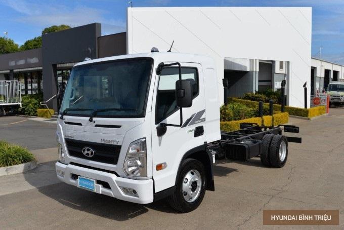 Hyundai Mighty EX6 2020 Sat Si