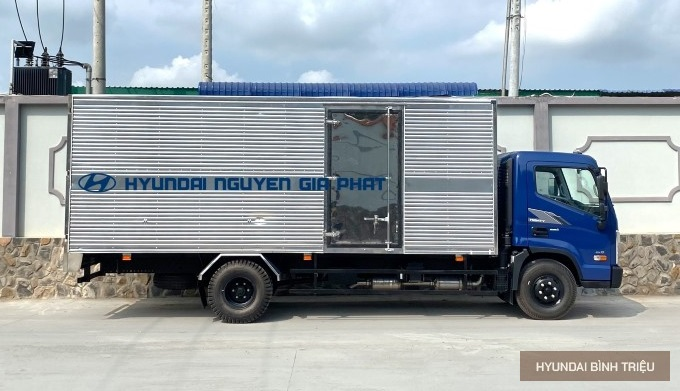 Hyundai Mighty EX8 2020 Hong Thung