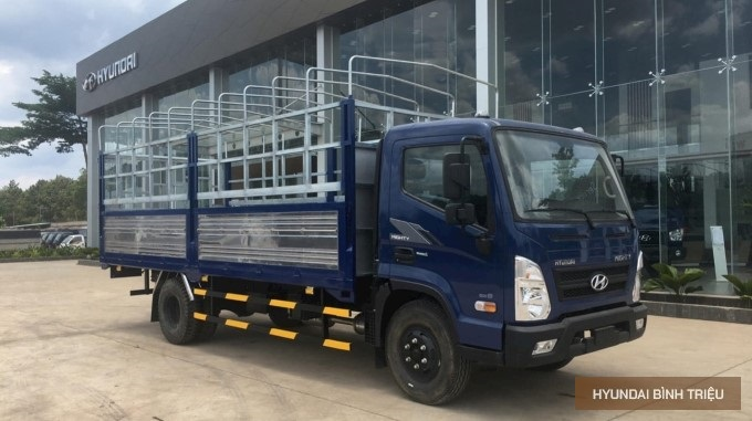 Hyundai Mighty EX8 2020 Mui Bat