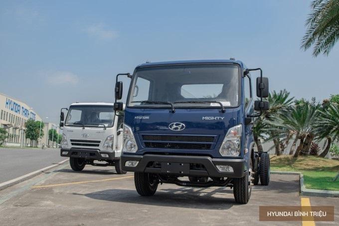 Hyundai Mighty EX8 2020 Thung 6M2