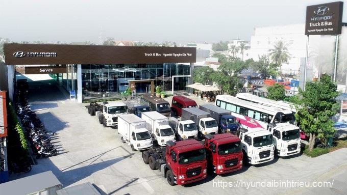 Hyundai Nguyen Gia Phat Dong Xe