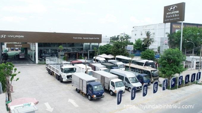 Hyundai Nguyen Gia Phat Tong Quan