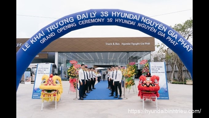 Hyundai Nguyen Gia Phat Tru So Chinh