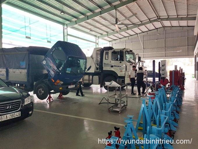 Hyundai Nguyen Gia Phat Xuong Dich Vu