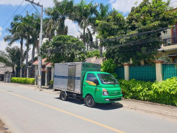 Xe Tai 1.5 Tan Hyundai Mau Xanh