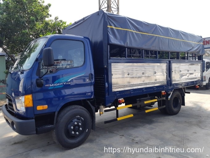Xe Tai Hyundai New Mighty 110s Mui Bat