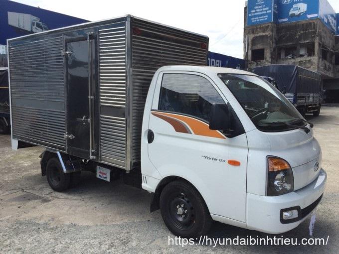 Xe Tai Hyundai New Porter H150