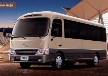 Hyundai County 2020 Gia Xe