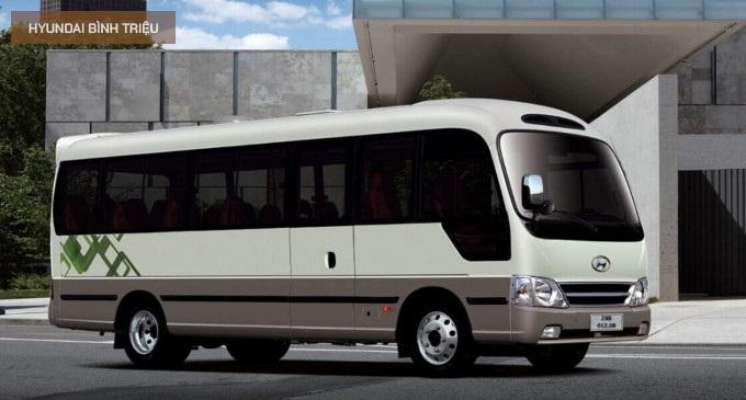 Hyundai County 2020 Mua Xe