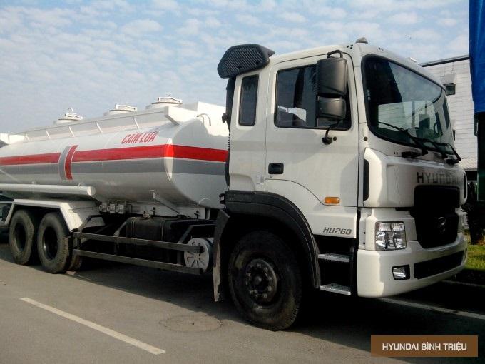 Hyundai HD260 2020 Cabin Xe