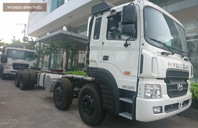 Hyundai HD320 2020 Gia Bao Nhieu