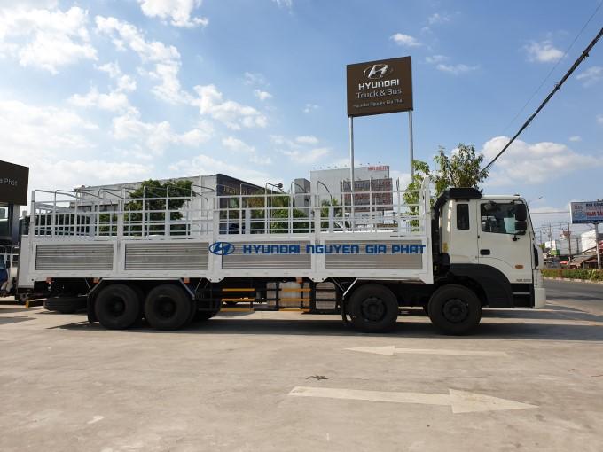 Hyundai HD320 2020 Kich Thuoc Thung