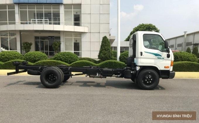 Hyundai Mighty 75S 2020 Mau Trang