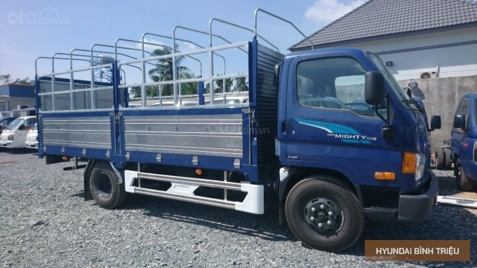 Hyundai Mighty 75S 2020 Mui Bat