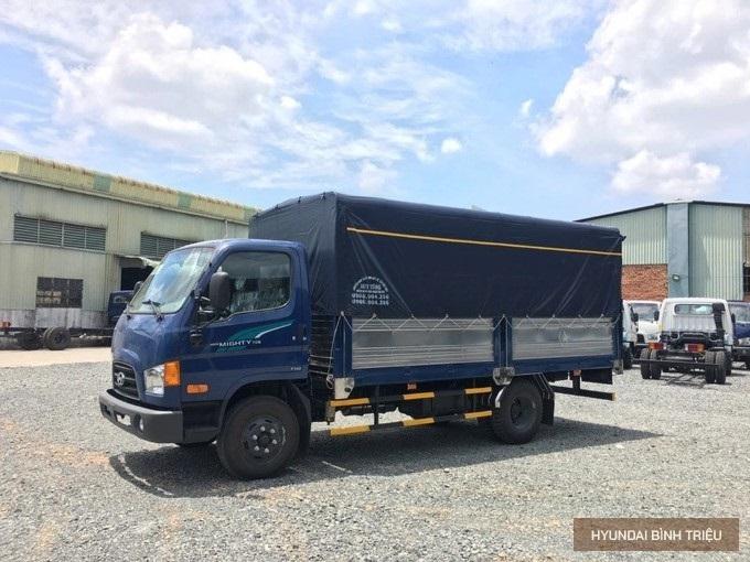 Hyundai Mighty 75S 2020 Thung 4M3