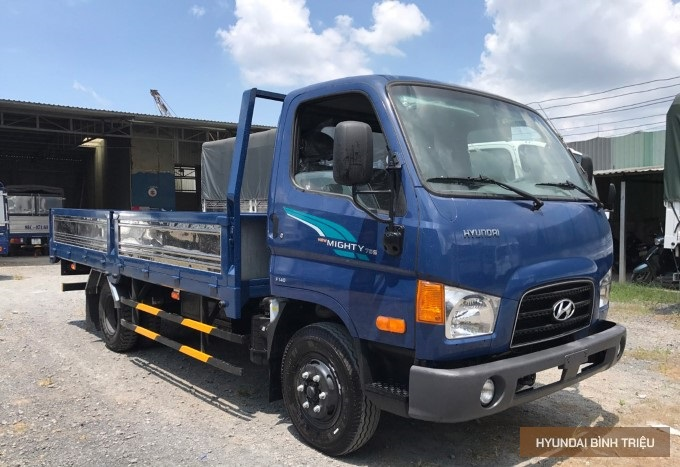 Hyundai Mighty 75S 2020 Thung Lung
