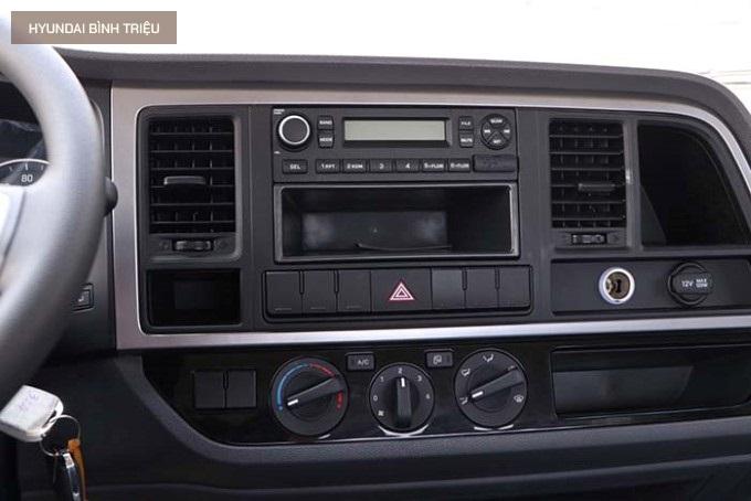 Hyundai Mighty EX8 GT 2020 Dau CD