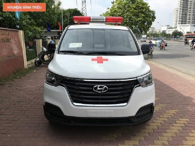 Gia Xe Cuu Thuong Hyundai Dau Xe