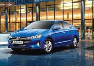 Hyundai Elantra 2020 Lo Go