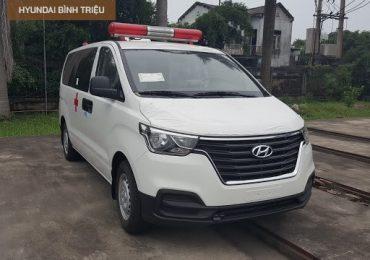 Hyundai Starex Cuu Thuong Lo Go