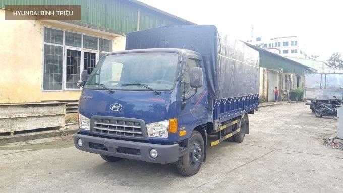 Xe Tai 1.9 Tan Hyundai HD65