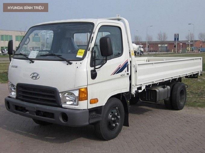 Xe Tai 1.9 Tan Hyundai Thung Lung