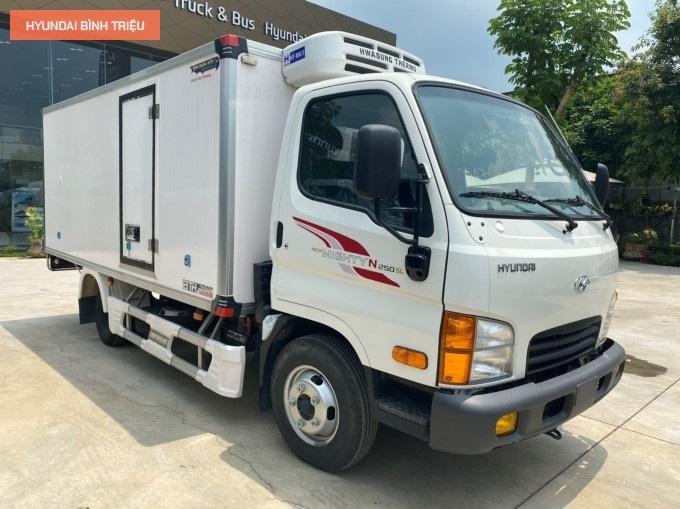 Xe Tai 2.5 Tan Hyundai Dong Lanh