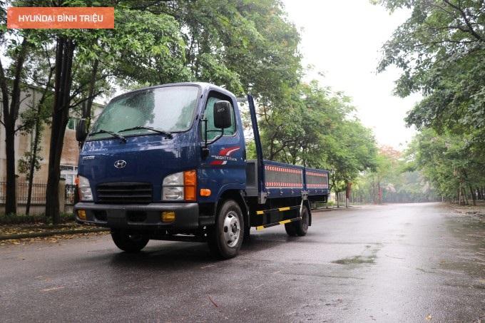 Xe tải 2.5 tấn Hyundai chỉ cần 120Tr nhận xe kèm quà tặng