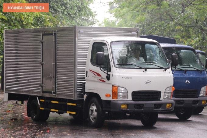Xe Tai 2.5 Tan Hyundai Tong Quan