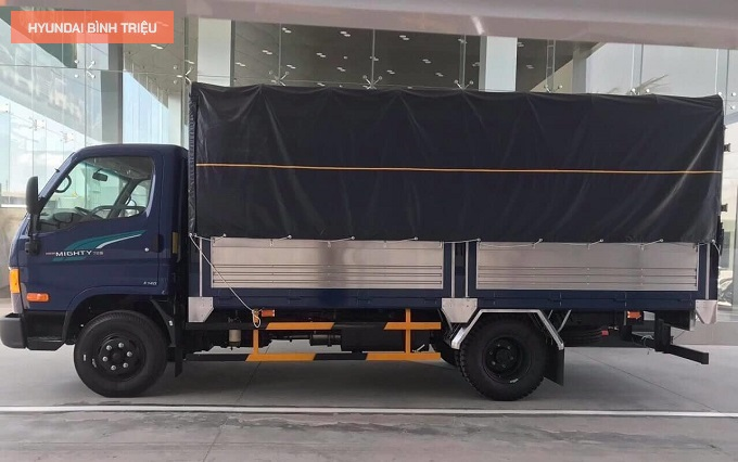 Bảng giá xe tải 3.5 tấn Hyundai thùng dài 4.5M nhiều ưu đãi