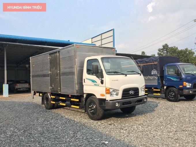 Xe Tai 3.5 Tan Hyundai Cu