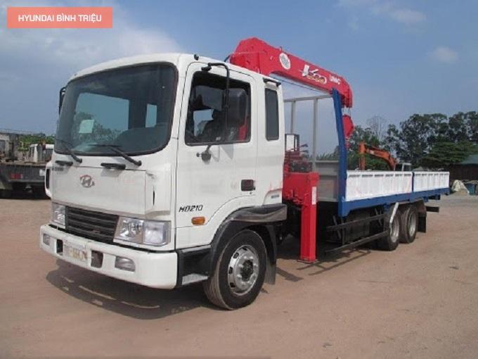 Xe Tai Hyundai Gan Cau Tren HD210