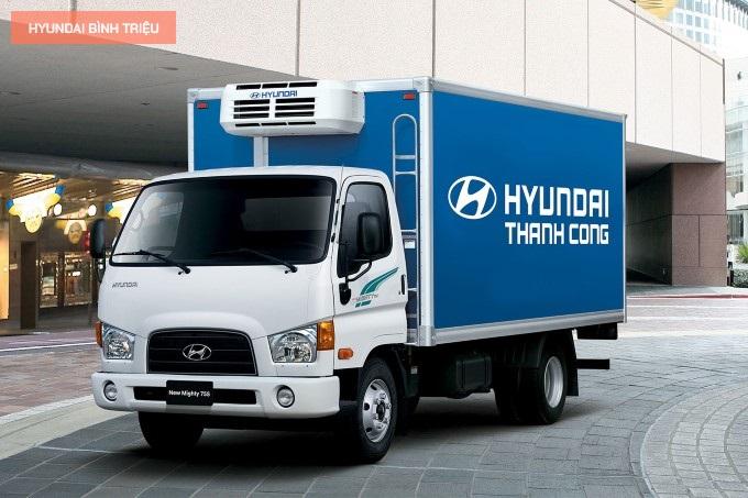 Gia Xe Tai Hyundai 2020 Thung 4M5