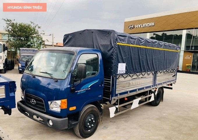 Xe Tai 7 Tan Hyundai Ca Bin
