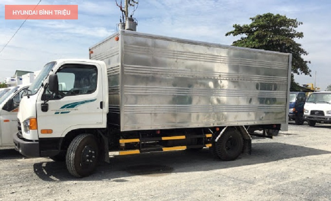 Xe Tai 7 Tan Hyundai Thung 5M7