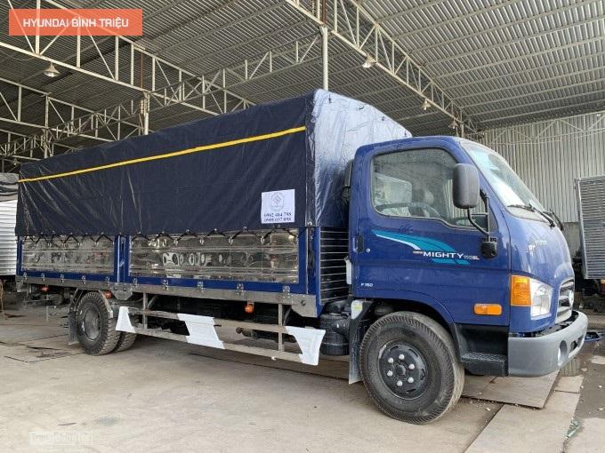 Xe Tai 7 Tan Hyundai Thung Mui Bat