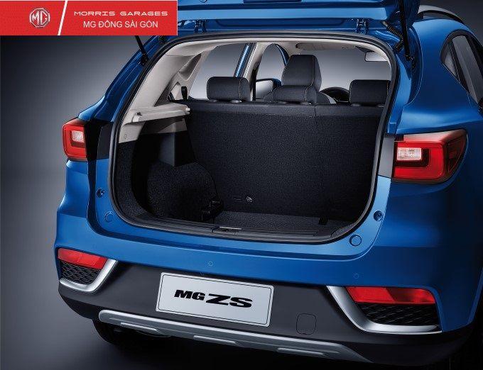 Gia Xe MG ZS 2021 Cop Xe